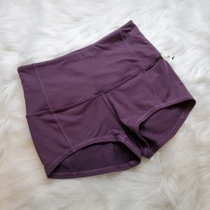 VS Victoria Sport High Rise Workout Shorts